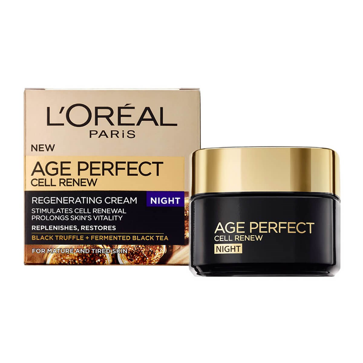 L'Oreal Paris Age Perfect Cell Renew Advanced Restoring Night Cream