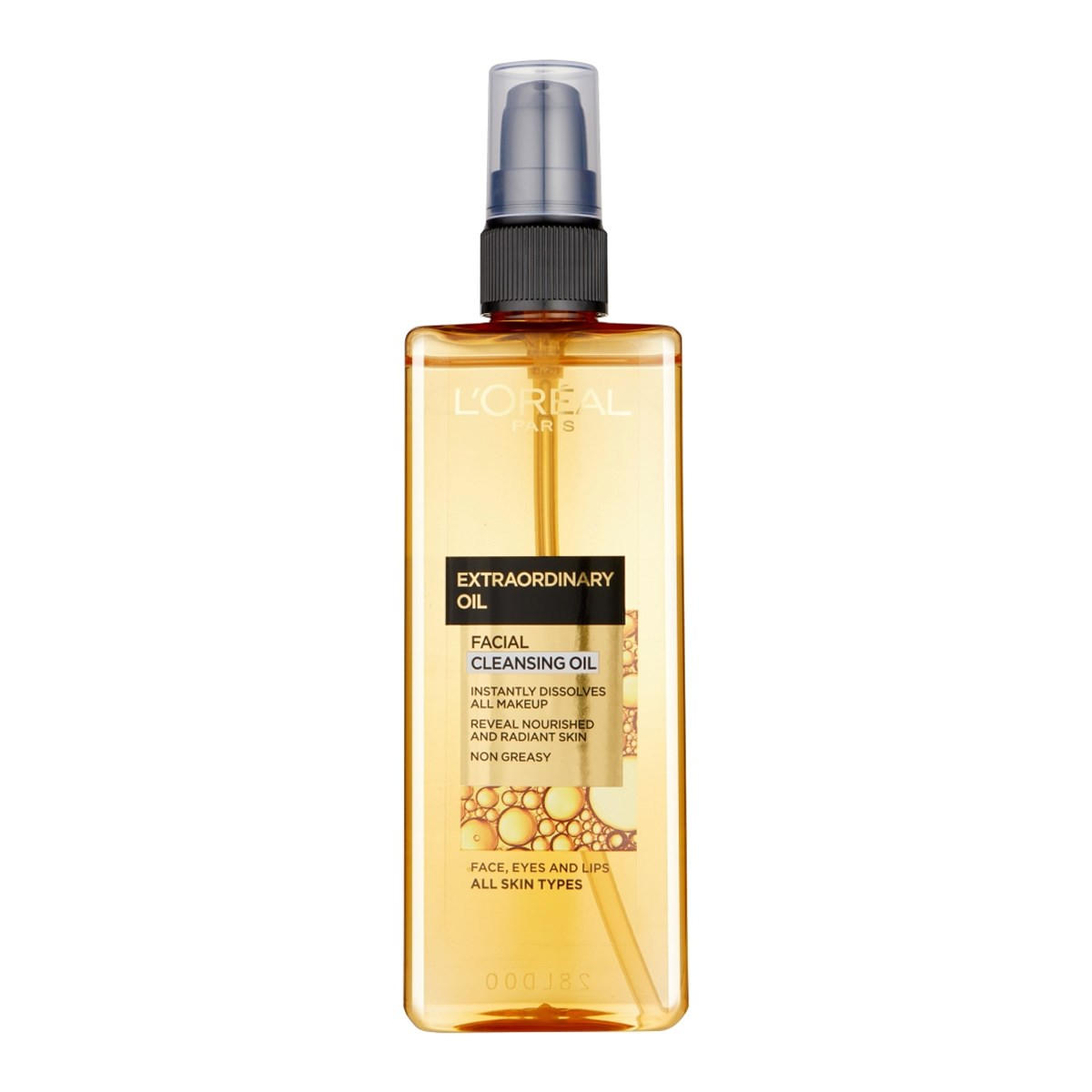 L'Oreal Paris Extraordinary Oil Facial Cleansing Oil - All Skin Types