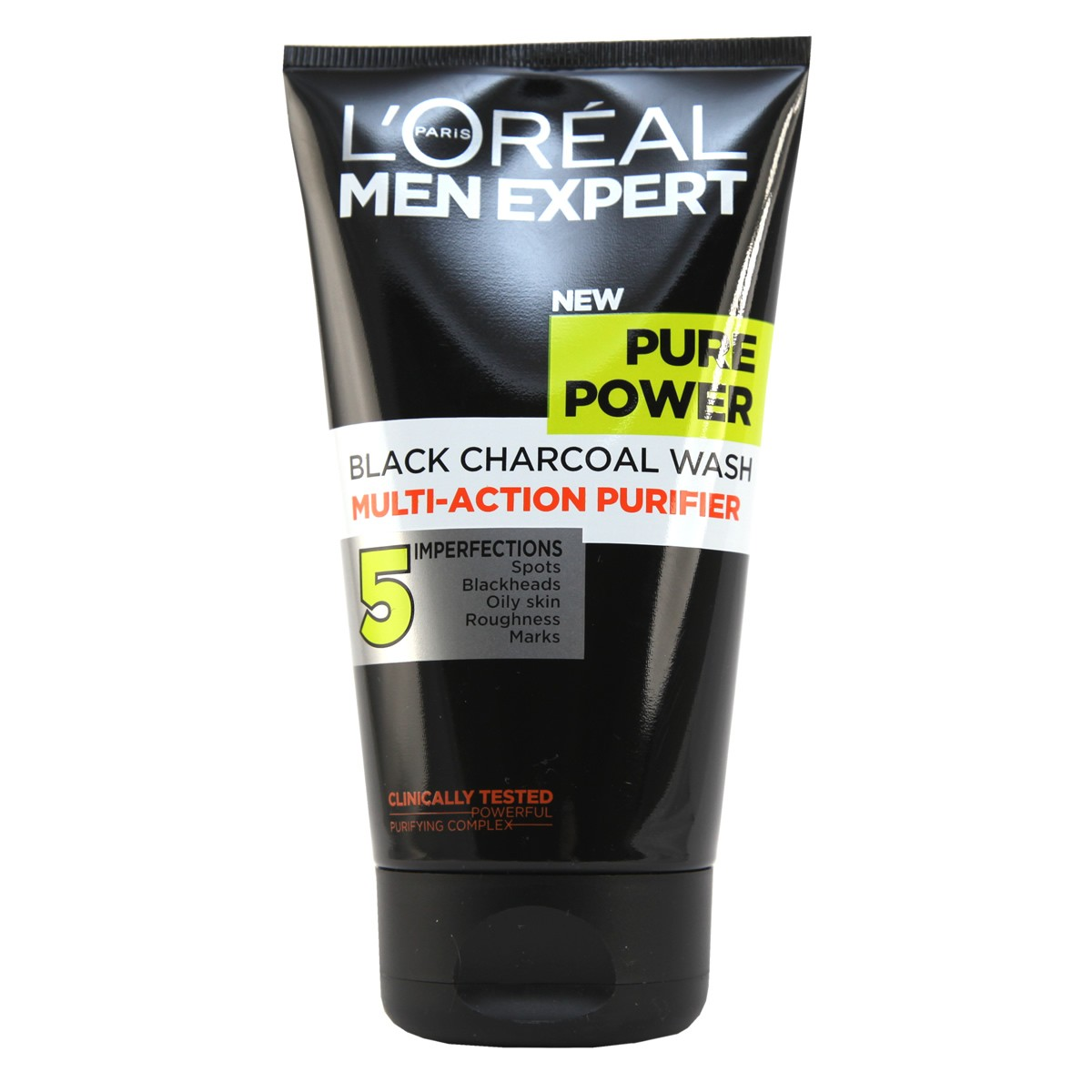 L'Oreal Paris Men Expert  Pure Power Black Charcoal Wash