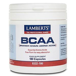 Lamberts BCAA - Branch Chain Amino Acids