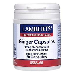 Lamberts Ginger Capsules