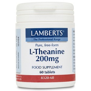 Lamberts L-Theanine 200mg