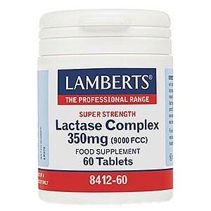 Lamberts Super Strength Lactase Complex 350mg