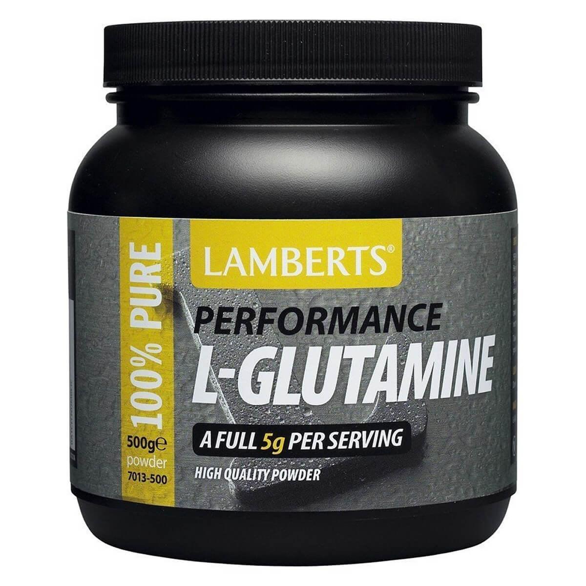 Lamberts Performance L-Glutamine Powder