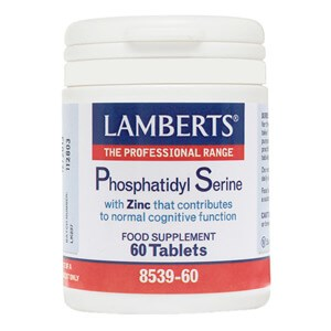 Lamberts Phosphatidyl Serine with Zinc