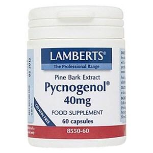 Lamberts Pycnogenol 40mg