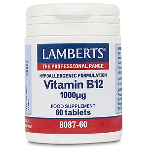 Lamberts Vitamin B12 1000µg