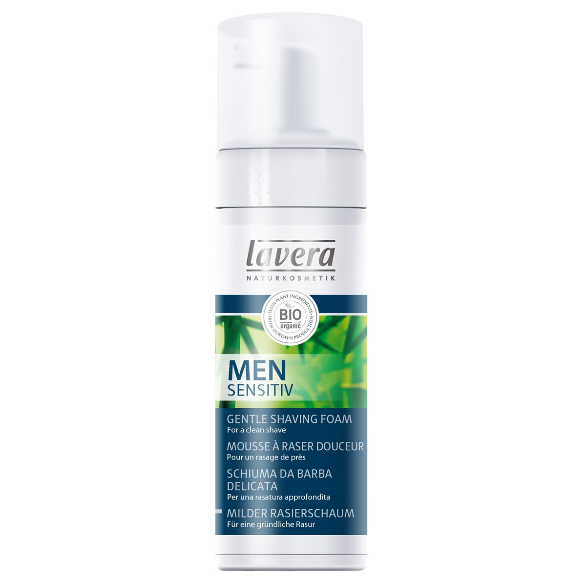 Lavera Men Sensitiv Organic Gentle Shaving Foam