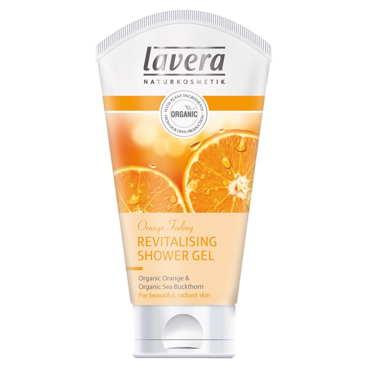 Lavera Organic Orange Feeling Shower & Bath Gel
