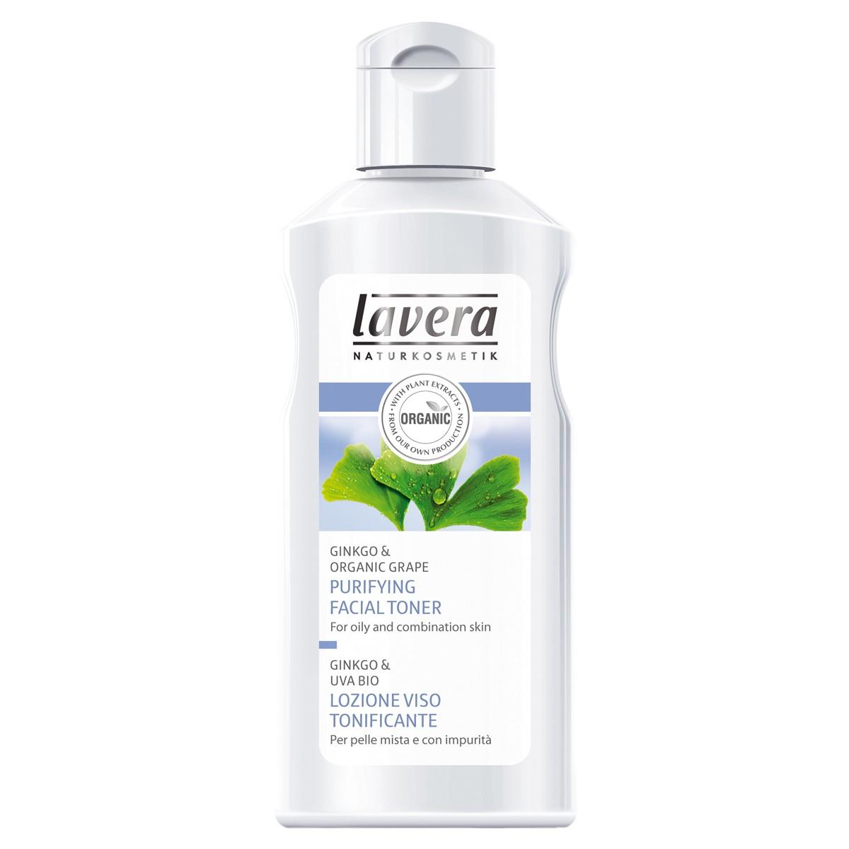 Lavera Organic Purifying Facial Toner