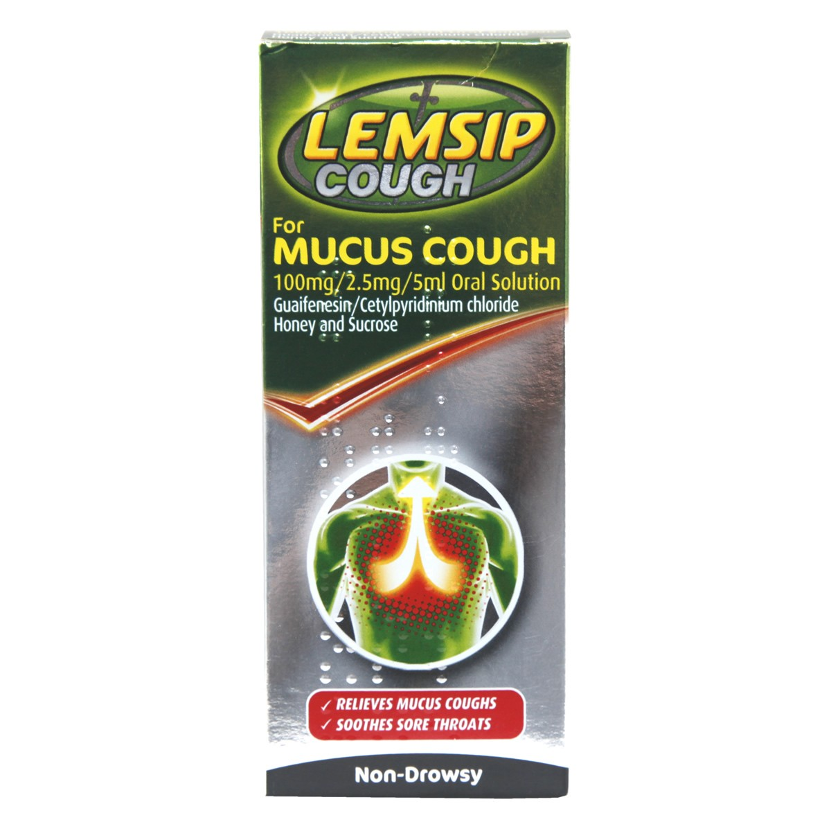 Lemsip Mucus Cough Oral Solution