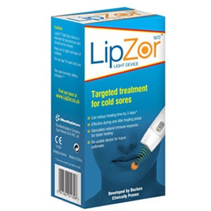 Lipzor Light Device for Coldsores