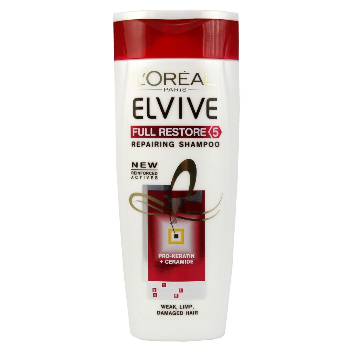 L'Oreal Paris Elvive Full Restore 5 Replenishing Shampoo