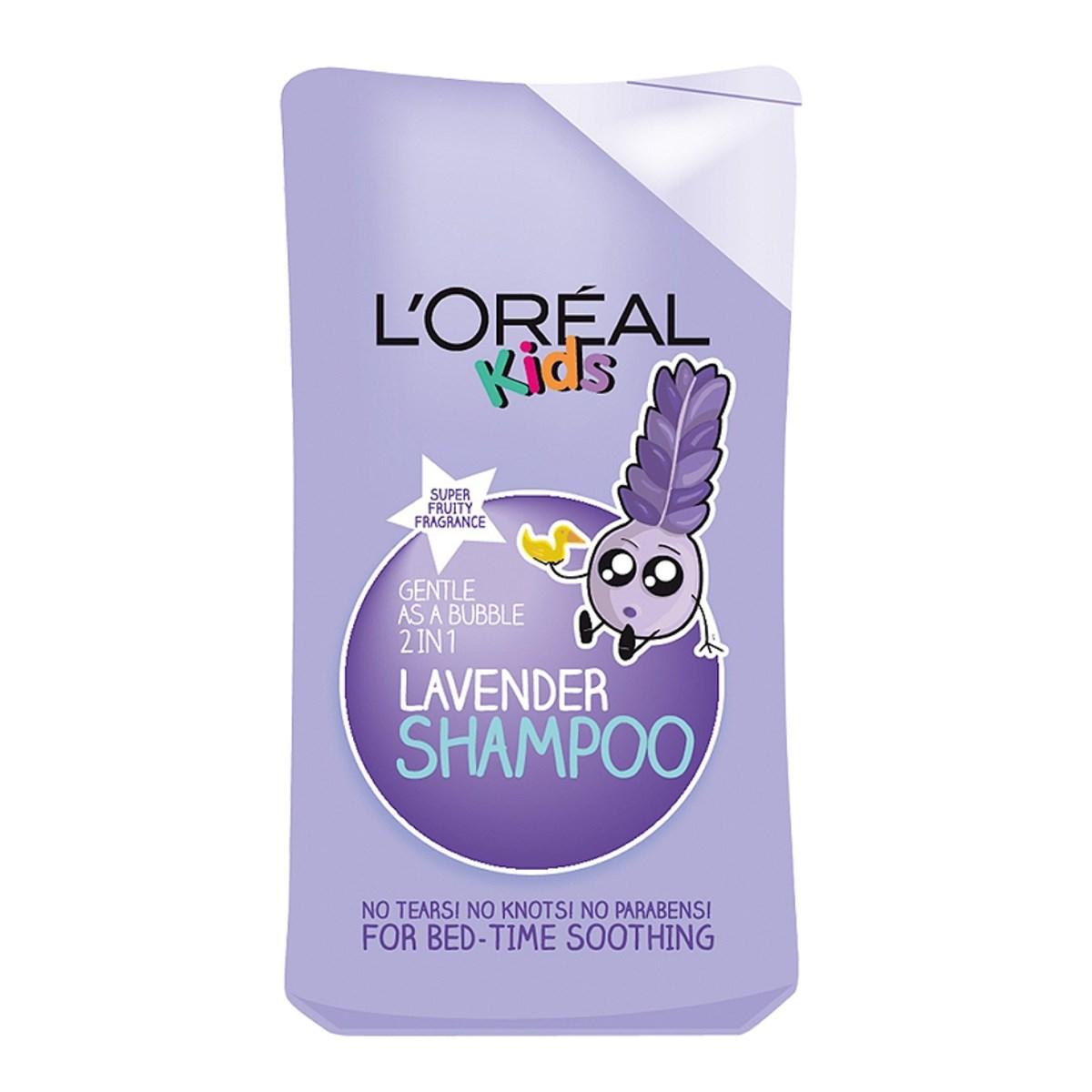 L'Oreal Paris Kids Soothing Lavender Shampoo