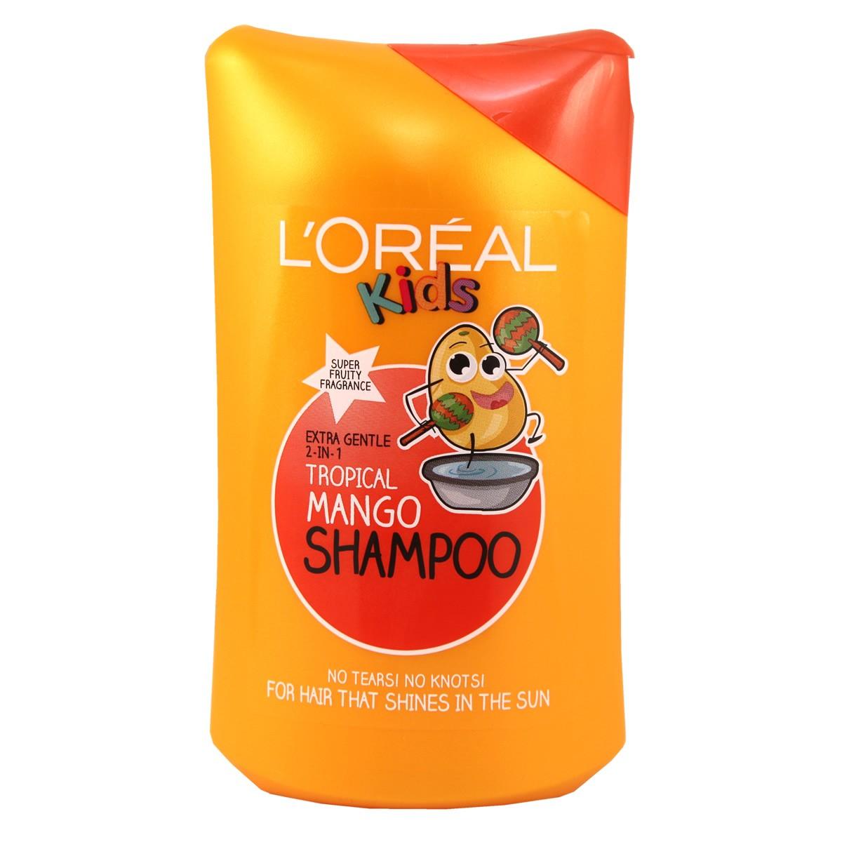 L'Oreal Paris Kids Tropical Mango Shampoo