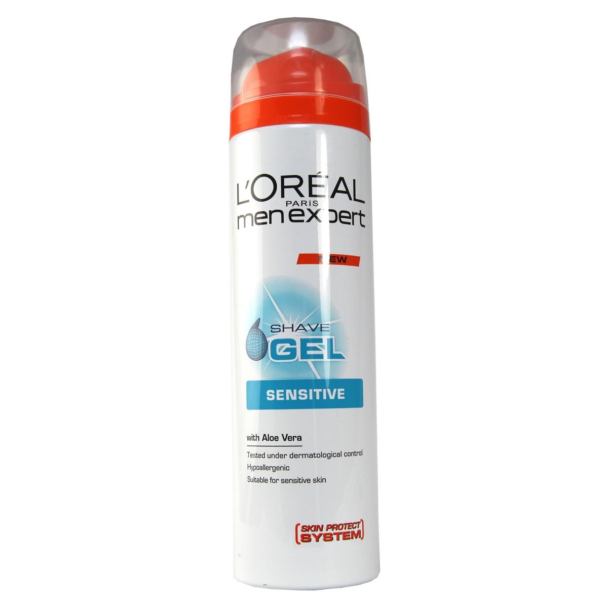 L'Oreal Paris Men Expert Hydra Sensitive Shave Gel