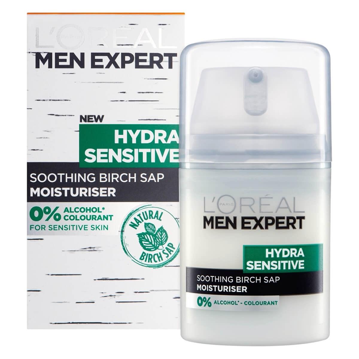 L'Oreal Paris Men Expert Hydra Sensitive Soothing Moisturiser