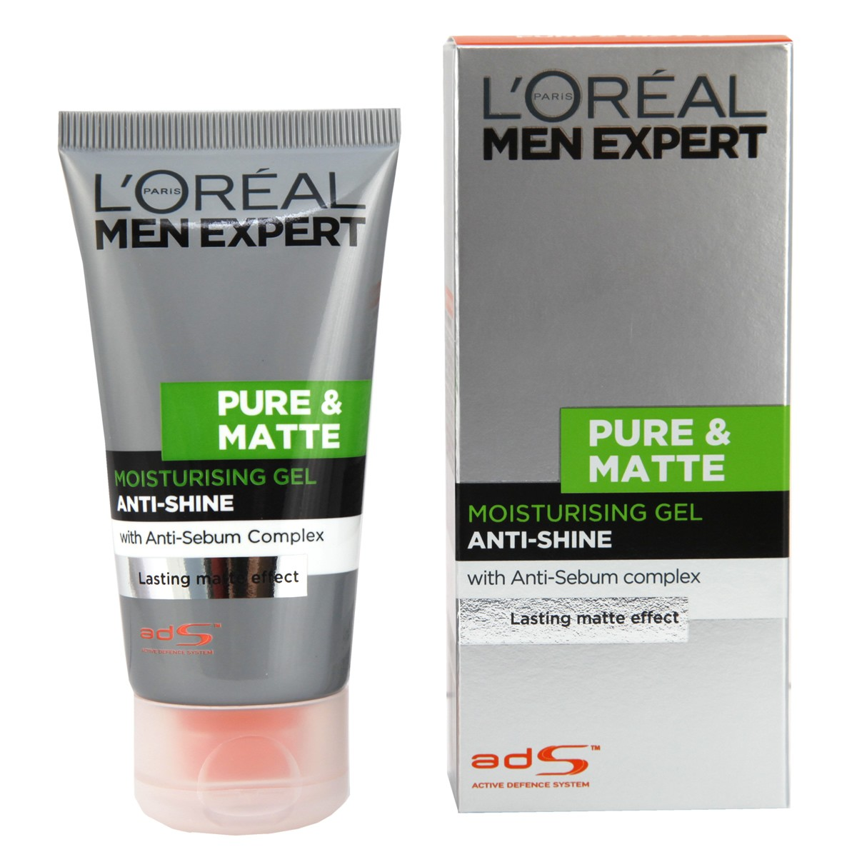 L'Oreal Paris Men Expert Pure &  Matte Moisturising Gel