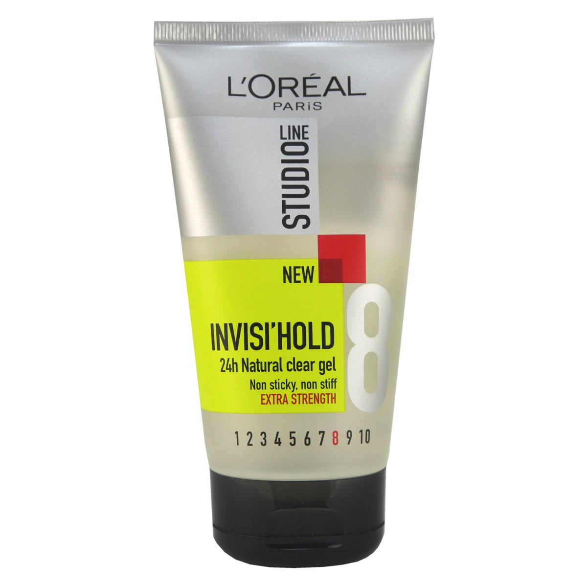 L'Oreal Paris Studio Line Invisi'Hold  Natural Clear Gel - Extra Strength