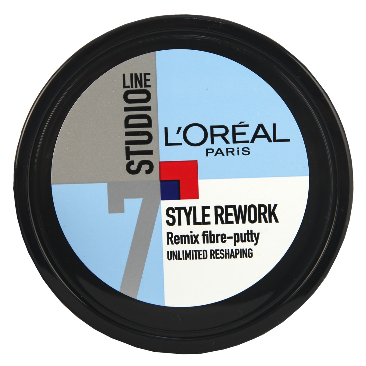 L'Oreal Paris Studio Line Style Rework Remix Fibre Putty