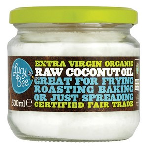 Lucy Bee Extra Virgin Coconut Oil