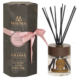 Magma London The Grasse Collection Luxury Reed Diffuser - Jasmin