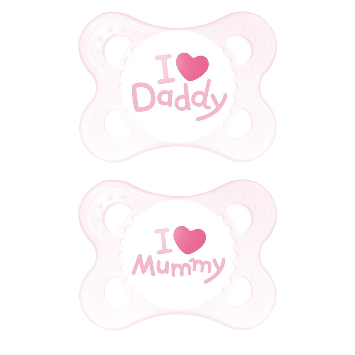 MAM Style Soother Twin Pack (0m+)