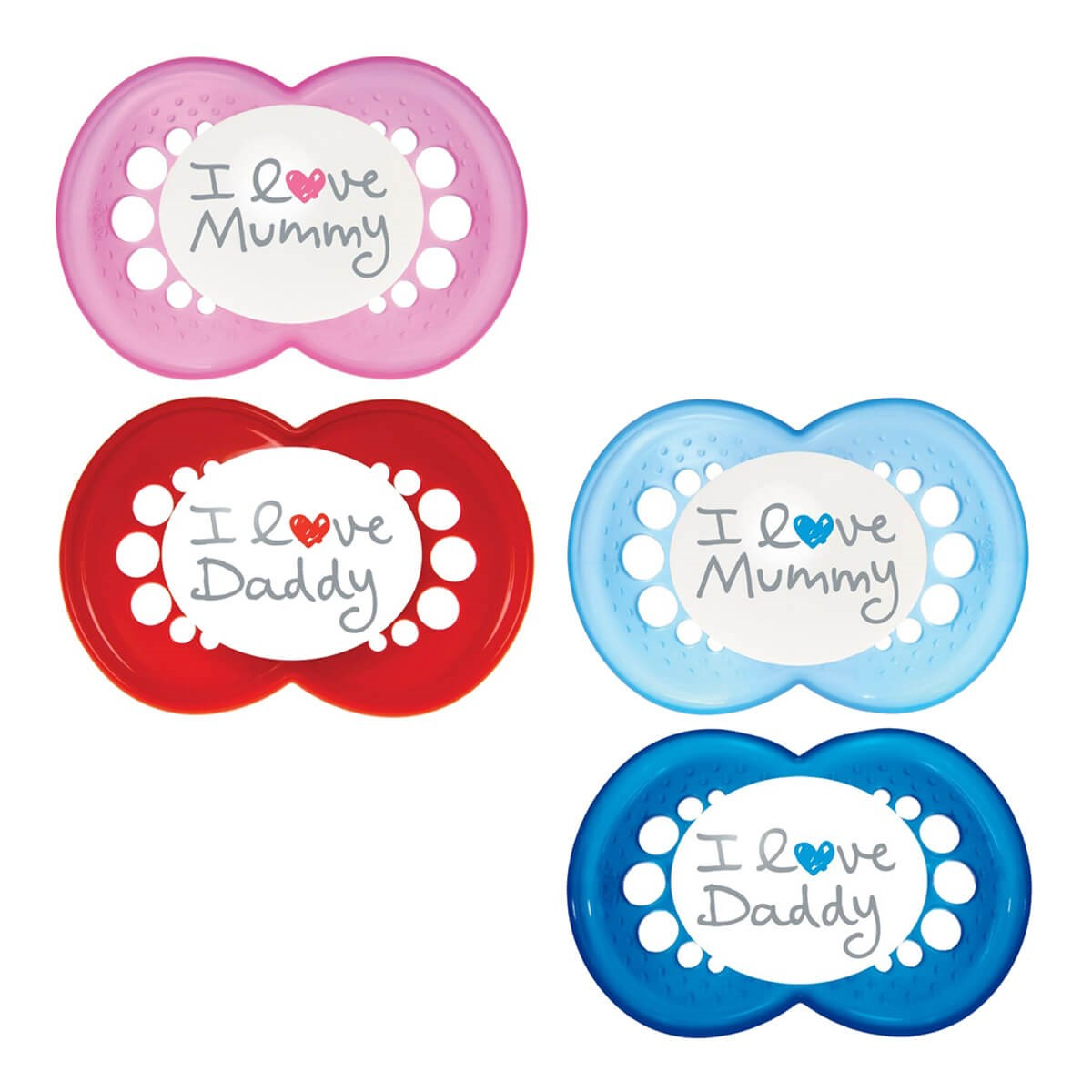 MAM Style Soother Twin Pack (6m+)
