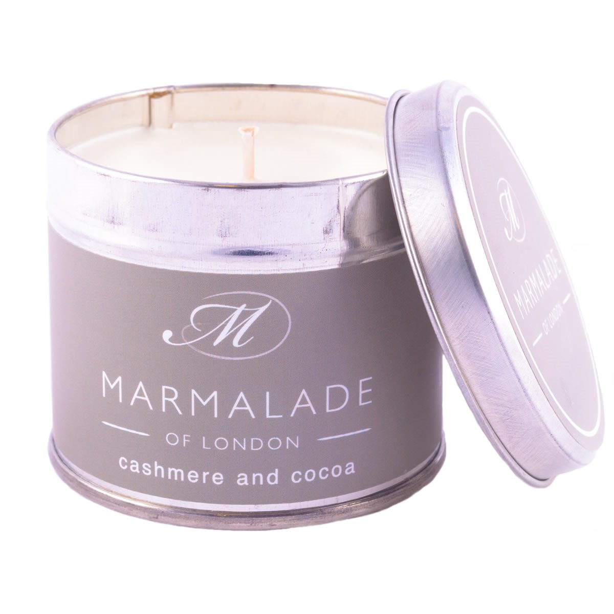 Marmalade of London Cashmere & Cocoa Candle