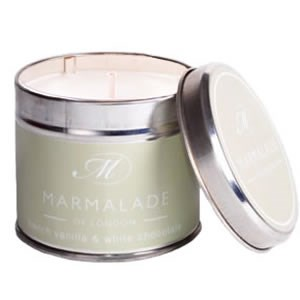 Marmalade of London French Vanilla & White Chocolate Candle