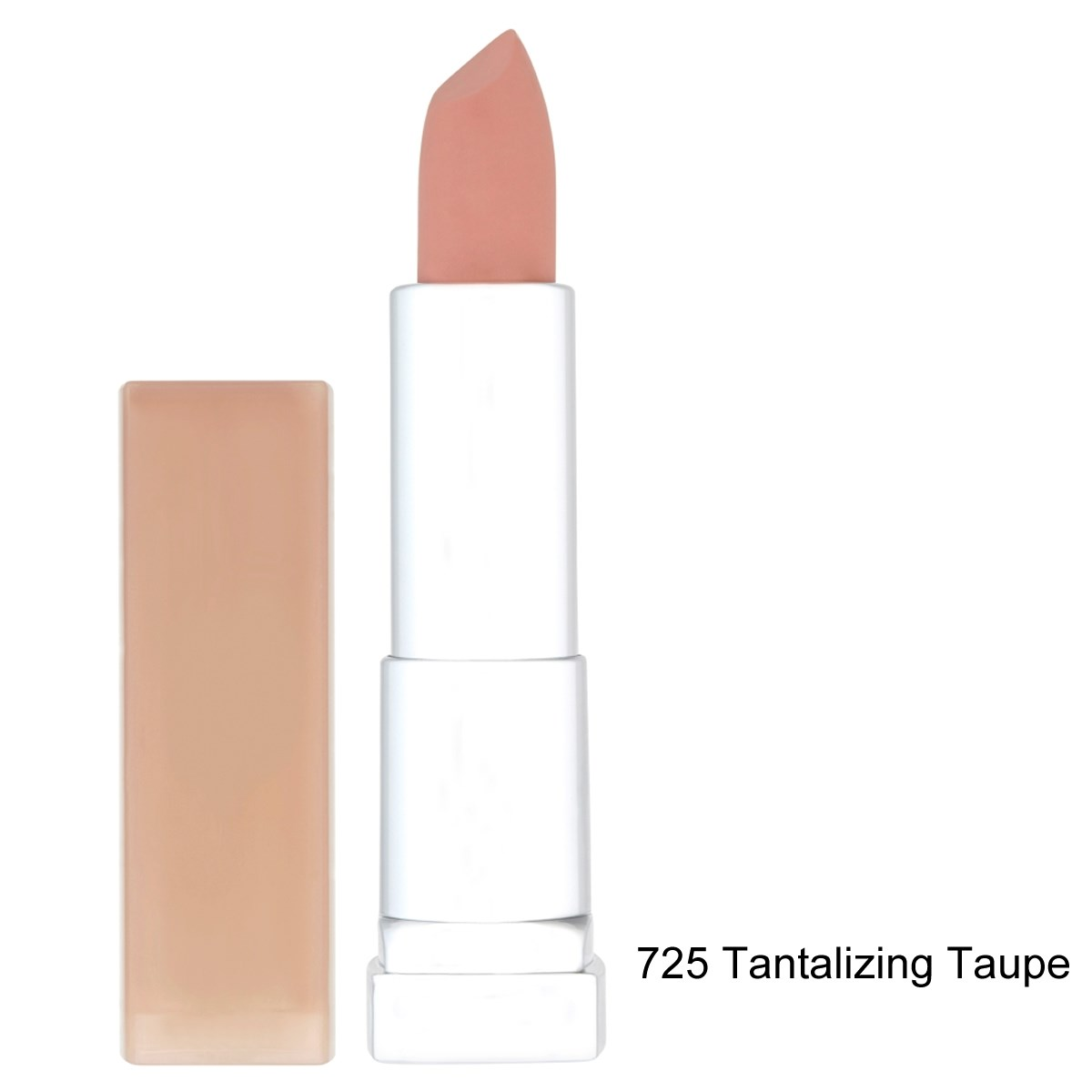 Maybelline Color Sensational Stripped Nude Lipstick