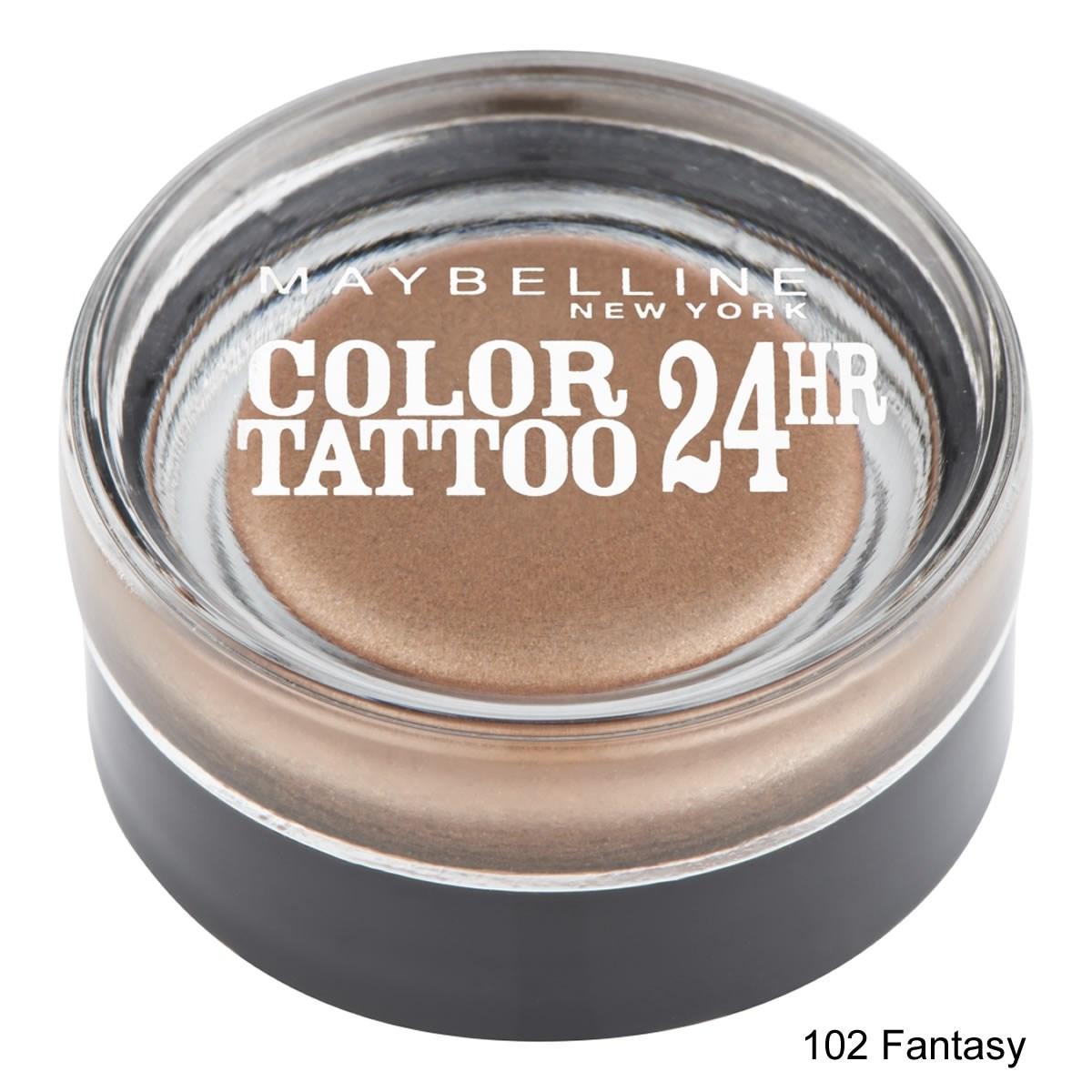 eChemist.co.uk | Maybelline Color Tattoo 24Hr Gel-Cream Eyeshadow