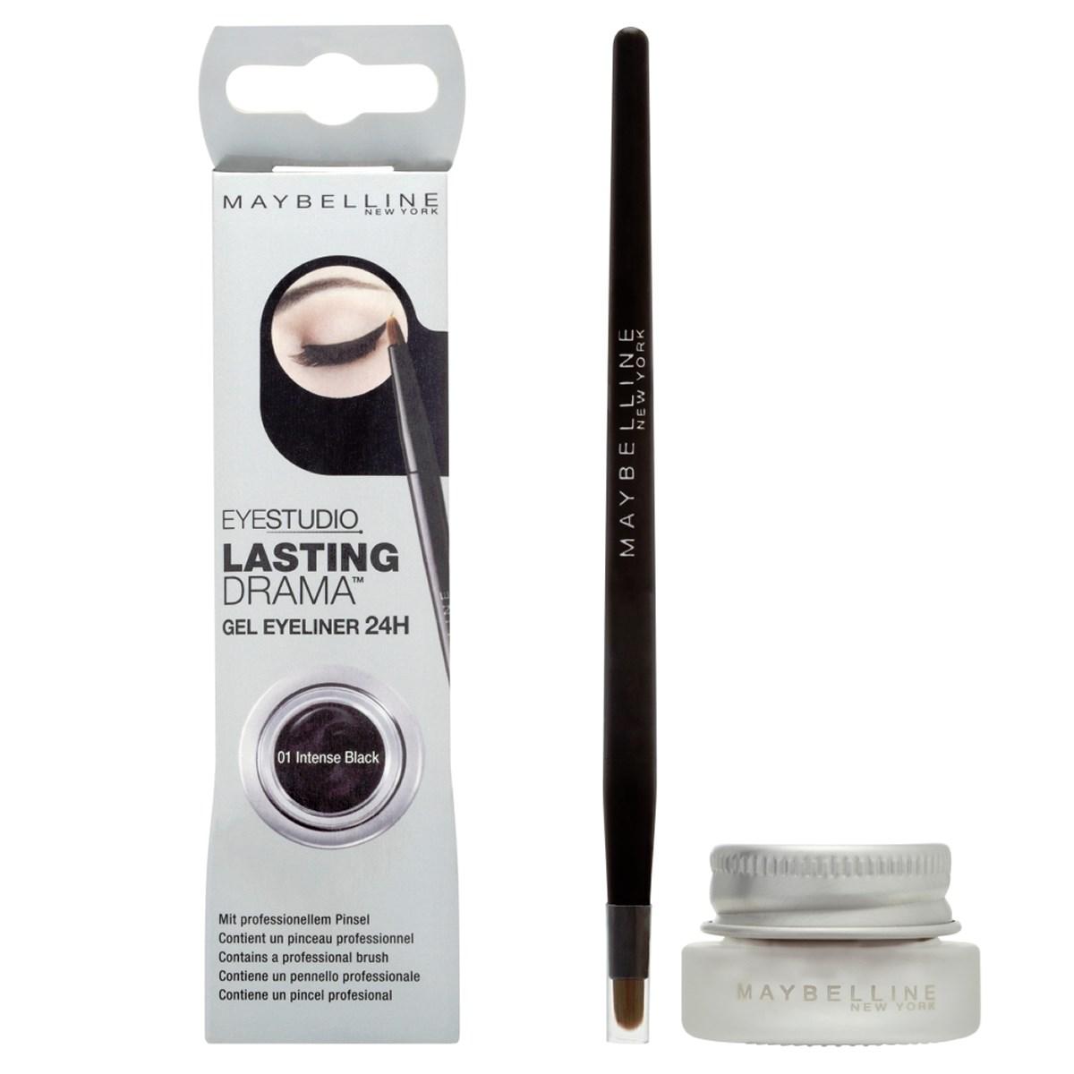 Maybelline Eye Studio Lasting Drama Gel Eyeliner 24H