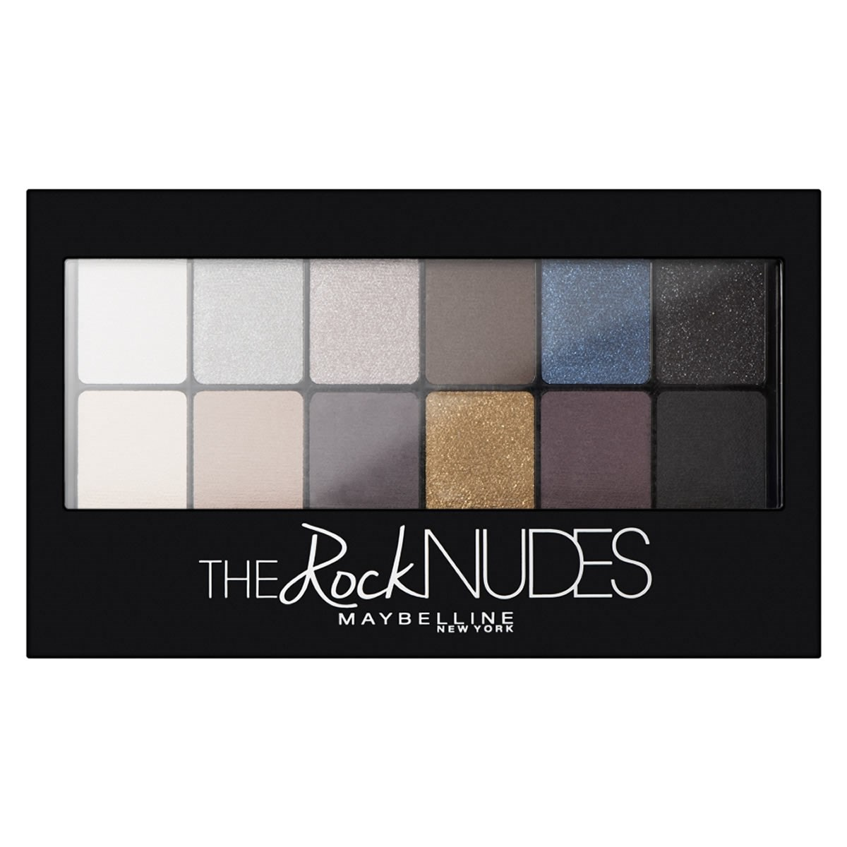 Maybelline Eye Studio Rock Nudes Palette