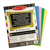 Melissa & Doug Multi-Color Construction Paper