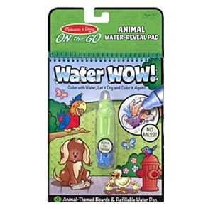 Melissa & Doug On The Go Water Wow! Assortment
