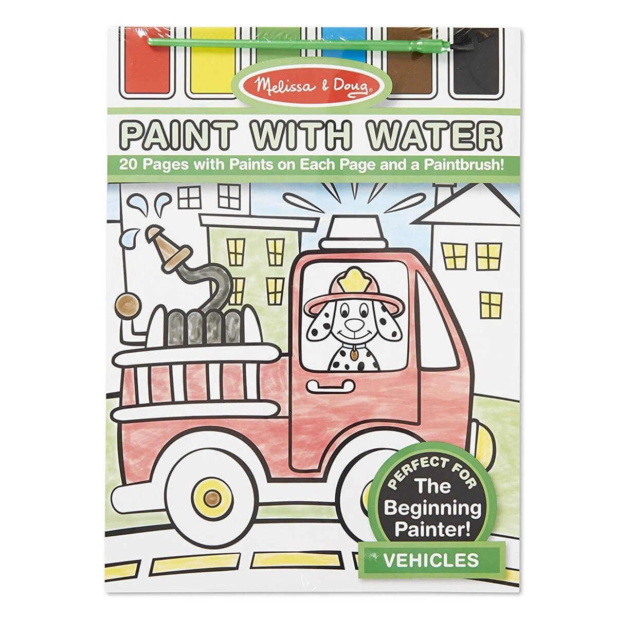 Melissa & Doug Paint With Water 20 pages