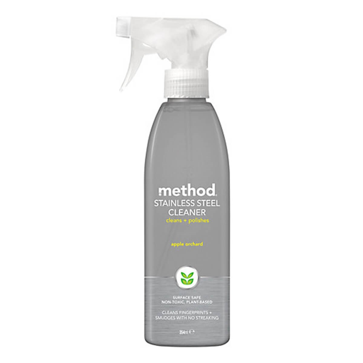Method Stainless Steel Cleaner -  Apple Orchard