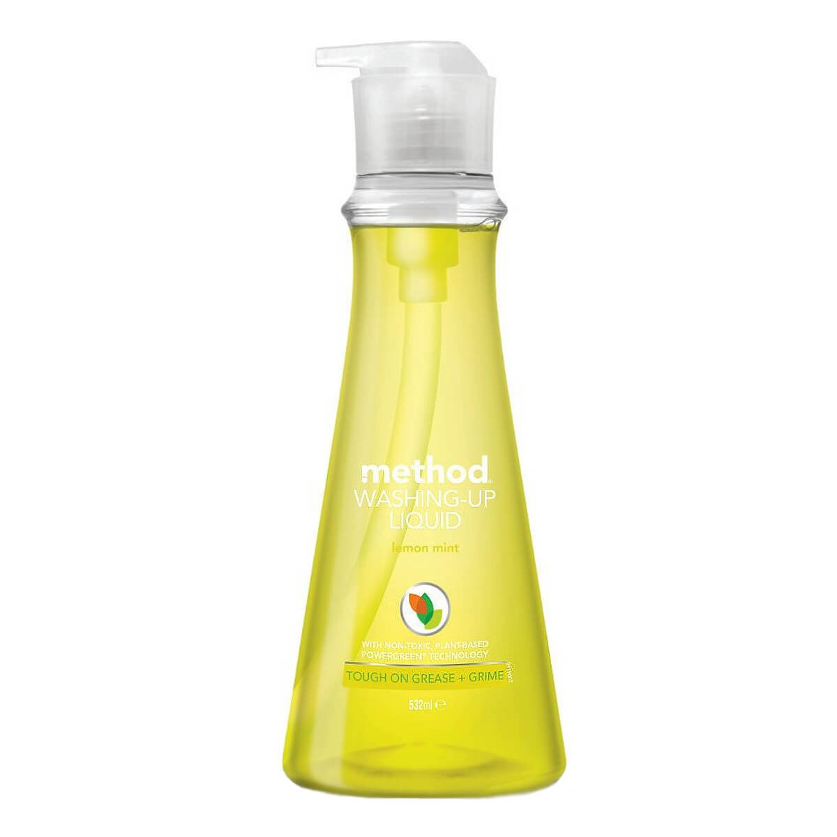 Method Washing Up Liquid Lemon & Mint