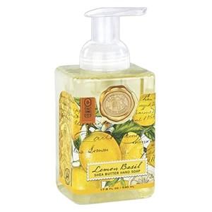 Michel Design Works Lemon Basil Foaming Shea Butter Hand Soap