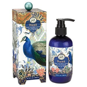 Michel Design Works Peacock Hand & Body Lotion