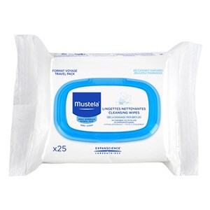 Mustela Bébé Cleansing Wipes