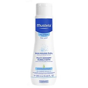 Mustela Bébé Multi-Sensory Bubble Bath - Normal Skin
