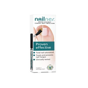 Nailner Brush Against Fungal Nail Infection