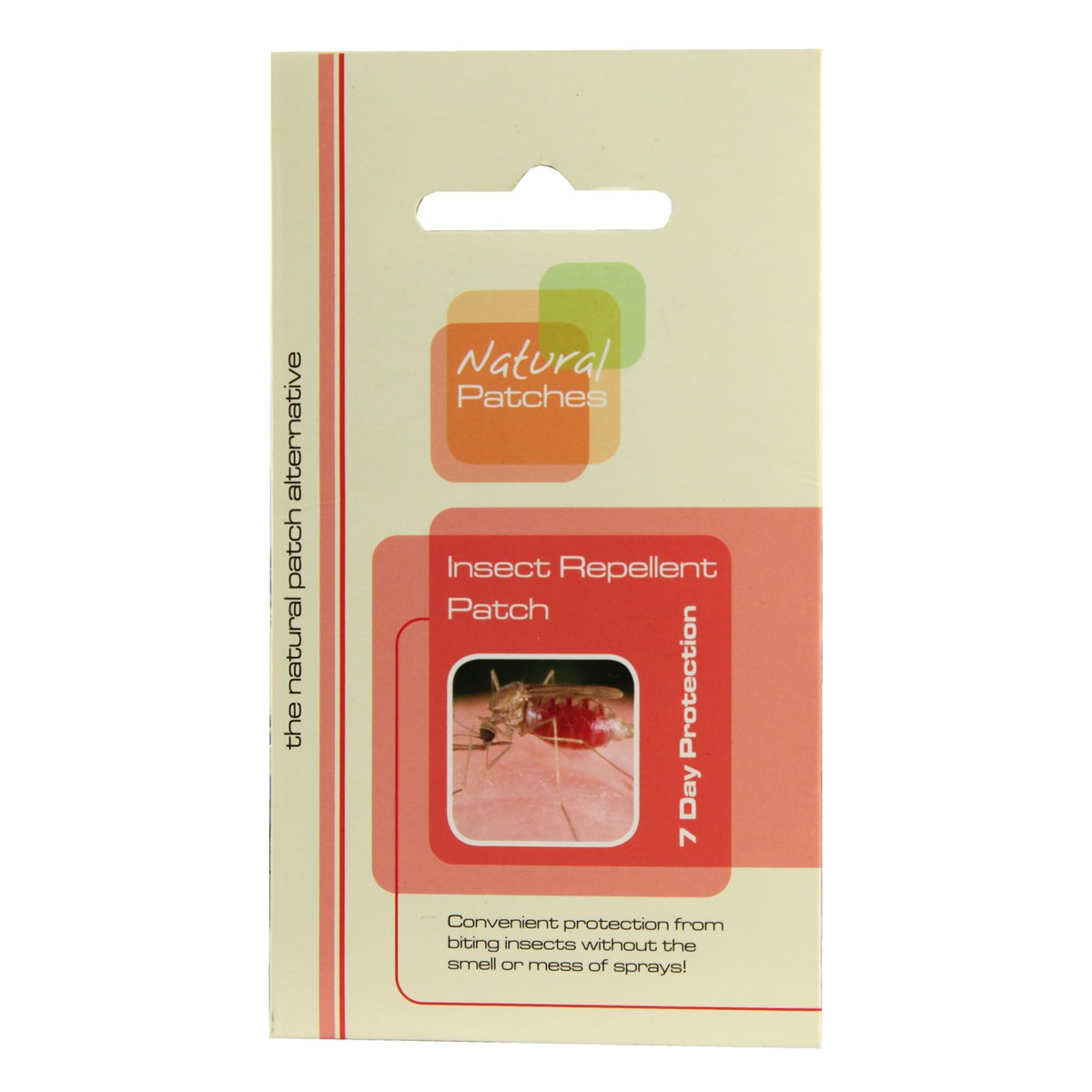 Natural Patches Insect Repellent Patch