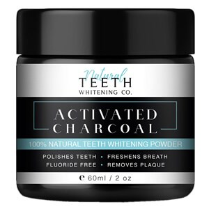Natural Teeth Whitening Co Activated Charcoal