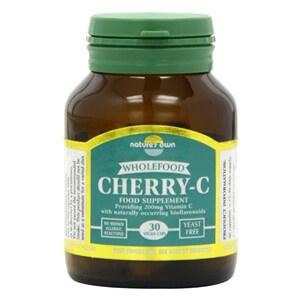 Nature's Own Cherry-C Wholefood Vitamin C