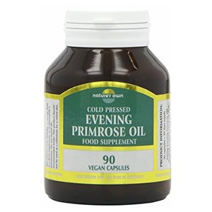 Nature's Own Evening Primrose Oil