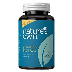 Nature's Own Fish Oil High Potency 1000mg