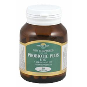 Nature's Own Probiotic Plus